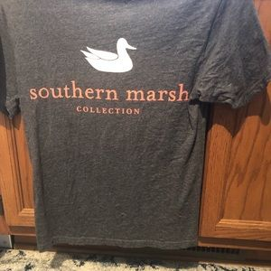 Southern Marsh short sleeve T-shirt, YM